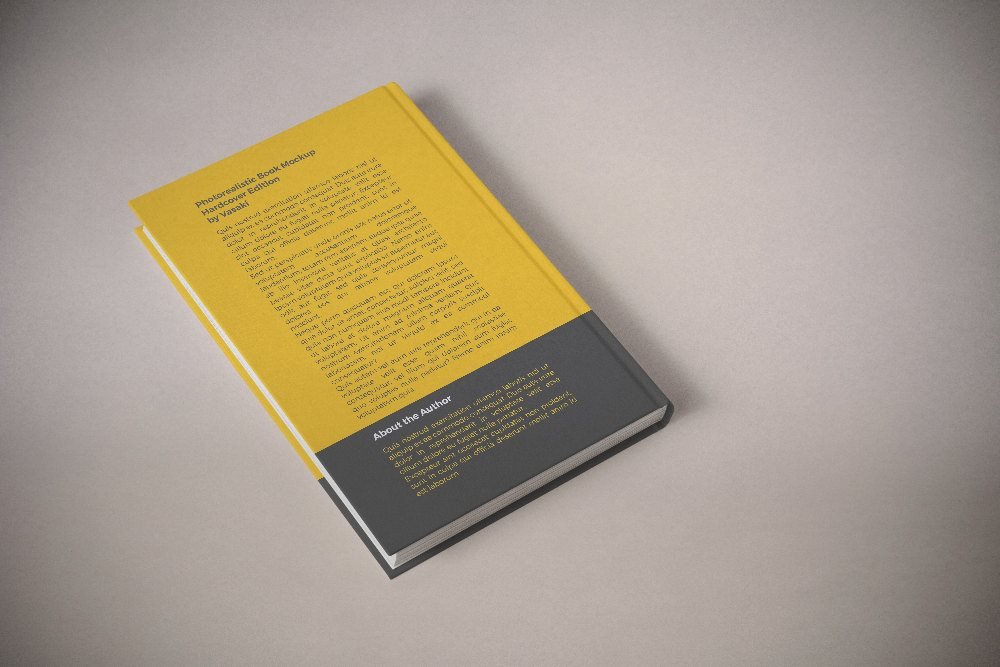 موکاپ صفحات و جلد کتاب گالینگور